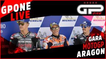 MotoGP: Aragon, cronaca LIVE: Marquez fa pesca grossa, due Ducati sul podio