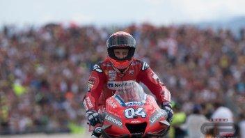 """MotoGP: Dovizioso: """"Soddisfatto? L'obiettivo nel 2019 era battere Marc"""""""