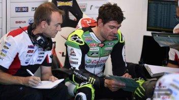 """MotoGP: Crutchlow: """"Marquez? Mi taglierei un dito se esistesse uno più veloce"""""""