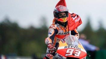 MotoGP: Italiani sotto tiro: oltre a Rossi e Dovi, pure Ago nel mirino di Marc