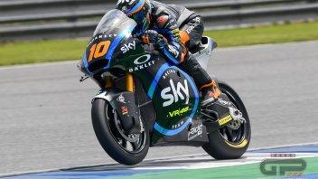 Moto2: Marini domina a Buriram e torna alla vittoria