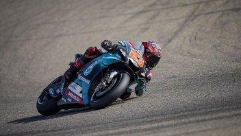 MotoGP: FP2 Buriram, Quartararo guida la carica delle Yamaha