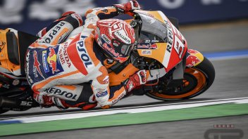 MotoGP: Warm Up Buriram, Marquez mette in riga le Yamaha, Rossi 4°