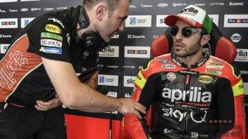 "MotoGP: Iannone: ""Buriram sarà una gara dura per l'Aprilia"""