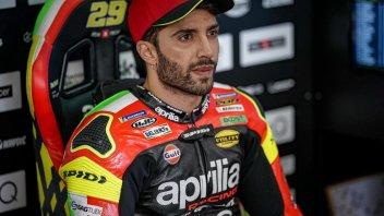 """MotoGP: Iannone 16° ma sereno: """"Un inizio migliore del previsto"""""""