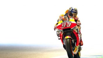 MotoGP: Marquez asso pigliatutto, guida una prima fila 'verde' a Motegi
