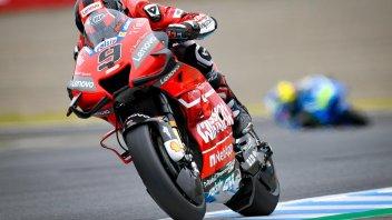 """MotoGP: Petrucci: """"Voglio tornare a lottare per il podio, a Motegi si può"""""""