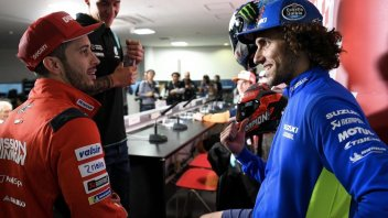 "MotoGP: Rins: ""I want Dovizioso's second place"""