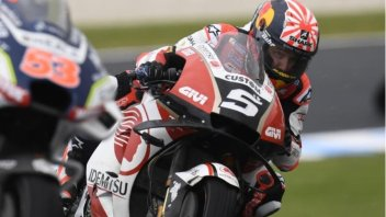 """MotoGP: Zarco: """"Volevo prendere Morbidelli, ma faticavo in accelerazione"""""""