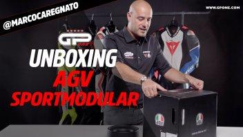 News: AGV Sportmodular, il modulare in carbonio: il meglio dei due mondi