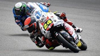Moto3: FP3: Suzuki da record mette tutti in riga a Sepang