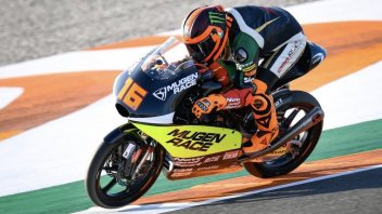 Moto3: Migno da sogno: prima pole in carriera
