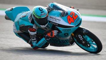 Moto3: Seconda pole consecutiva per Ramirez a Sepang, 5° Vietti
