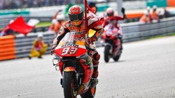 """MotoGP: Marquez: """"Ho studiato la partenza durante la notte rivedendo i filmati"""""""