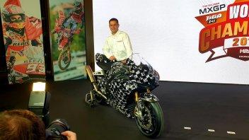 """SBK: Haslam: """"Ho scelto la Honda per dimostrare che non sono vecchio"""""""