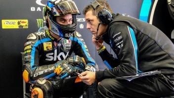 Moto2: La spalla non ferma Marini, 1° a Jerez davanti a S. Lowes