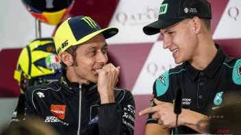 MotoGP: Poll: Rossi-Quartararo, trading places in Yamaha