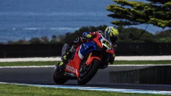 "SBK: Alvaro Bautista: ""We're not in the position we should be in."""