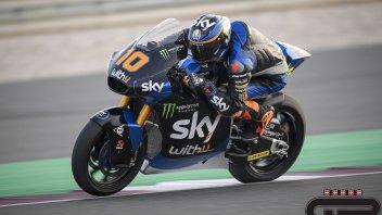 "Moto2: GP Qatar, Marini: ""Affascinante correre al buio, dispiace senza MotoGP"""
