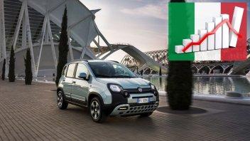 Auto - News: MERCATO AUTO – I numeri di marzo? Disastro, con un -85,4%