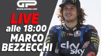 Moto2: LIVE - Marco Bezzecchi in diretta alle 18 sui nostri canali social