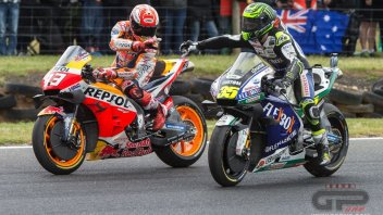 "MotoGP: Crutchlow: ""If you try to imitate Marquez's style, it won't end well."""