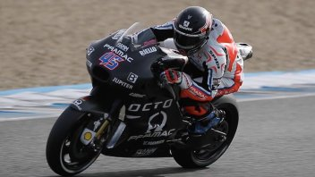 VIDEO. Redding: I rode the GP16 with a fresh mindset