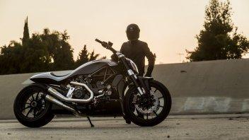 """Ducati, al Motor Bike Expo la """"prima"""" per l'XDiavel by Roland Sands"""