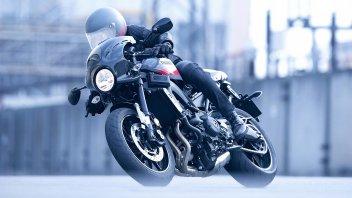 Yamaha XSR900 Abarth: prenoti e diventi... un VIP