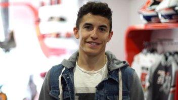 MotoGP: Marc Marquez lancia il suo sito di e-commerce