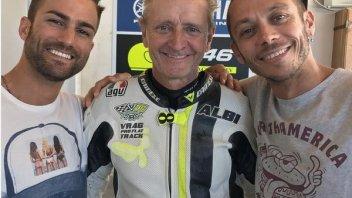 MotoGP: Schwantz, un cowboy al Ranch di Valentino