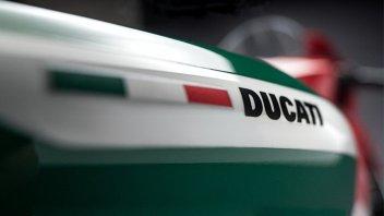 """News Prodotto: Ducati: a Laguna Seca Edizione """"Tricolour"""" della 1299"""