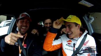 MotoGP: Marquez: Valentino un maestro, Dovizioso una sorpresa