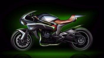 "News Prodotto: Kawasaki: ad EICMA la Sport Tourer ""supercharger"""