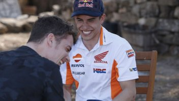 MotoGP: Marquez VS Pedrosa: the laugh-contest
