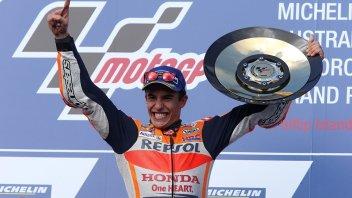MotoGP: Marc Marquez, The championship of determination
