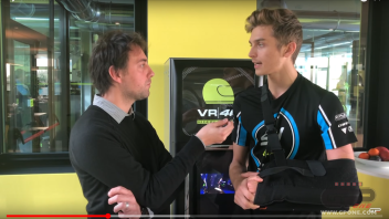 "Moto2: Marini: ""la nuova Moto2 vuole una guida da MotoGP"""