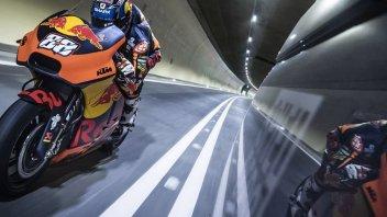 MotoGP: Oliveira nel 'tunnel del divertimento' con la KTM MotoGP