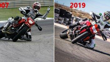 News Prodotto: Ruben Xaus si ripete: drift e pollice in su con la Hypermotard 950