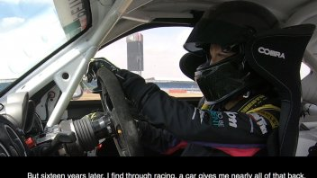 News: Nathalie McGloin: I feel free behind the wheel