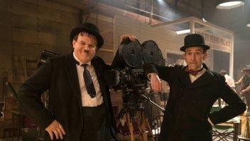 Cinema: Stanlio e Ollio: un nostalgico film biografico sulla famosa coppia comica