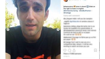 """MotoGP: Zarco fa mea culpa: """"Ero arrabbiato, KTM sta dando il massimo"""""""