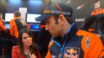 MotoGP: InsidePass: Zarco unveils the secrets of the KTM garage