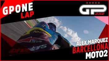 Moto2: L'urlo del tre cilindri Triumph con Alex Marquez a Barcellona