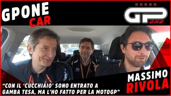 "MotoGP: Rivola: ""Con il 'cucchiaio' sono entrato a gamba tesa, per la MotoGP"""
