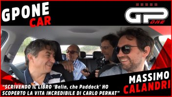 """MotoGP: Massimo Calandri: """"Il libro di Pernat? Scriverlo è stata un'avventura"""""""