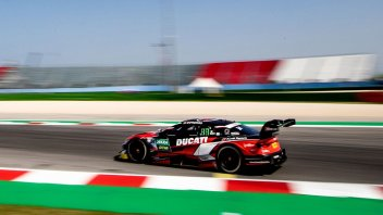 MotoGP: Dovizioso improves by more than a second in DTM FP2 at Misano