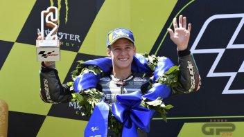 """MotoGP: Quartararo: """"My first podium? Calmness makes me fast"""""""