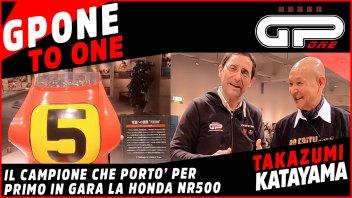 MotoGP: Katayama racconta i segreti della mitica Honda NR500 pistoni ovali