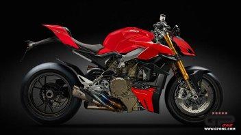 News Prodotto: Ducati Streetfighter: numeri da capogiro